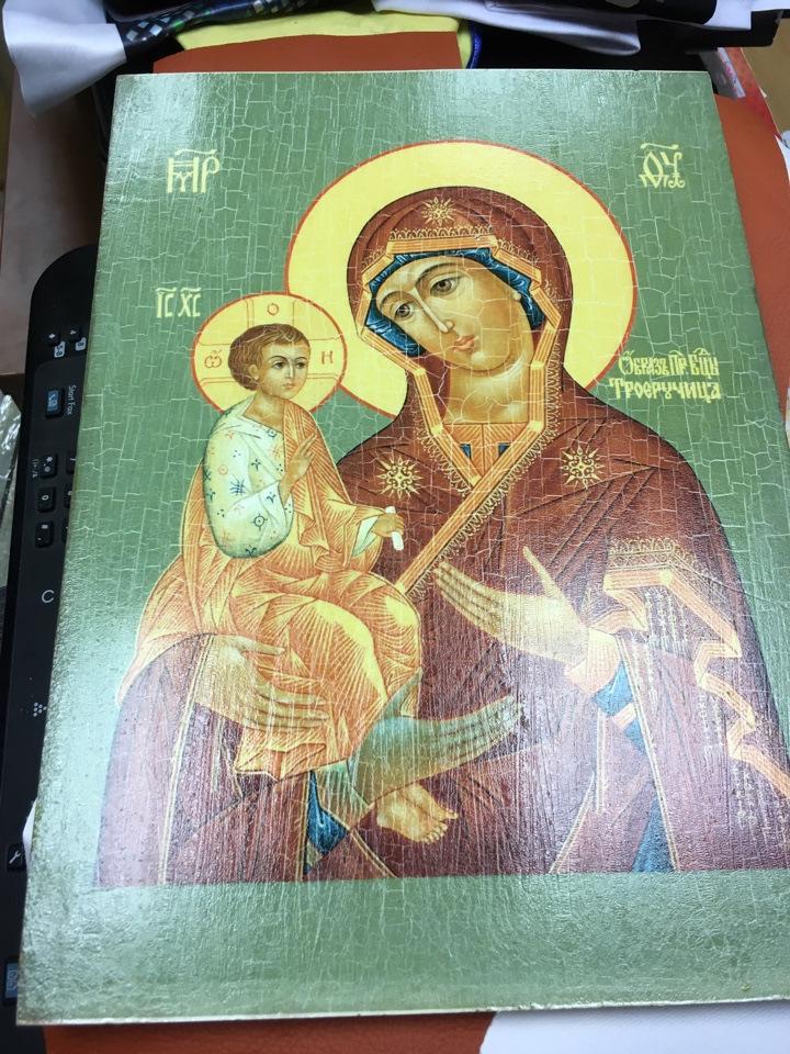Репродукция картин изготовление фресок